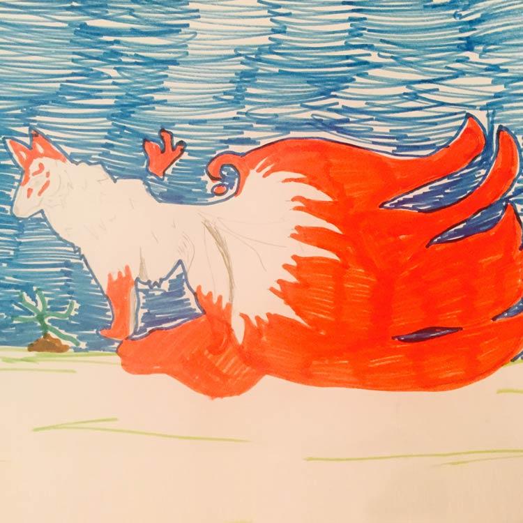 the Kitsune Entry # 1