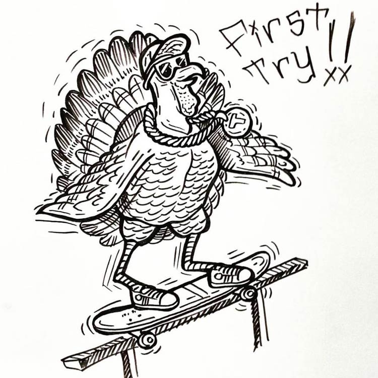 The Turkey (2016) Entry # 6