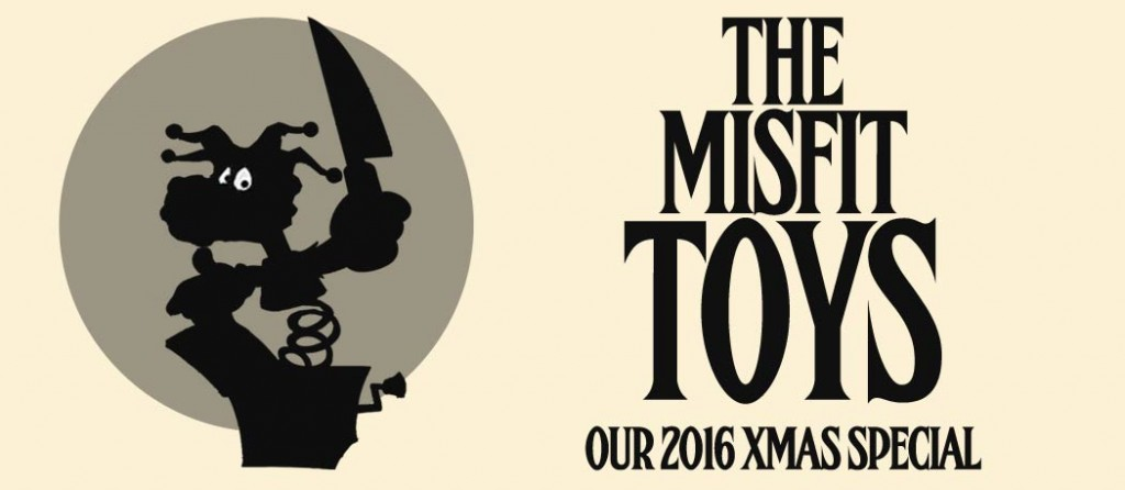 The Misfit Toys