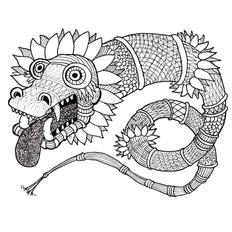 Quetzalcoatl Entry # 3