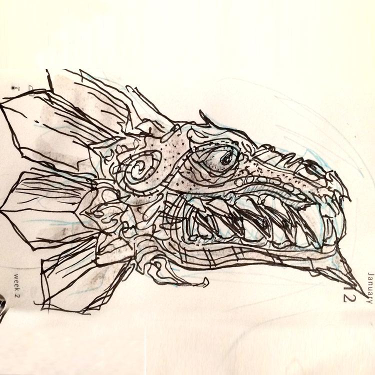 Quetzalcoatl Entry # 4