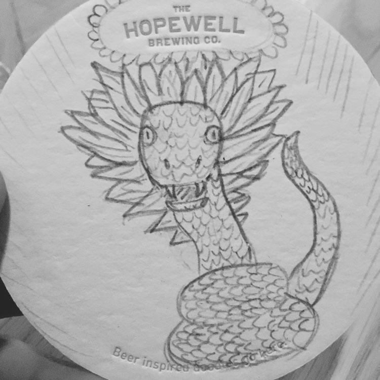 Quetzalcoatl Entry # 9