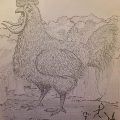 The Wooly Hen Entry # 6