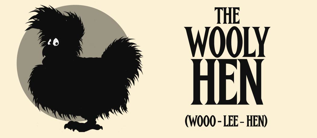 The Wooly Hen Page Topper