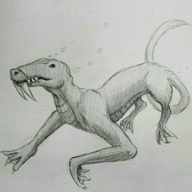 The Bunyip Entry # 10