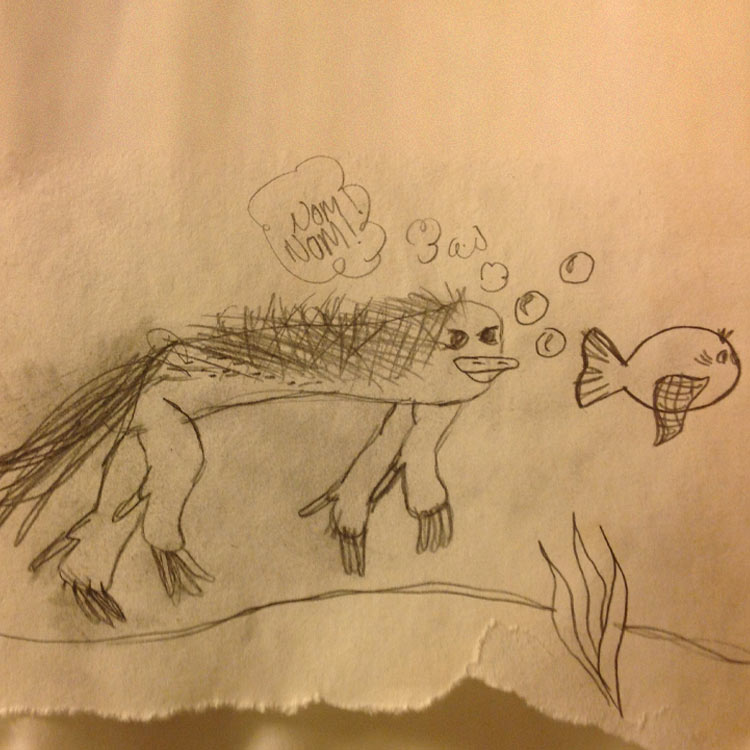 The Bunyip Entry # 4