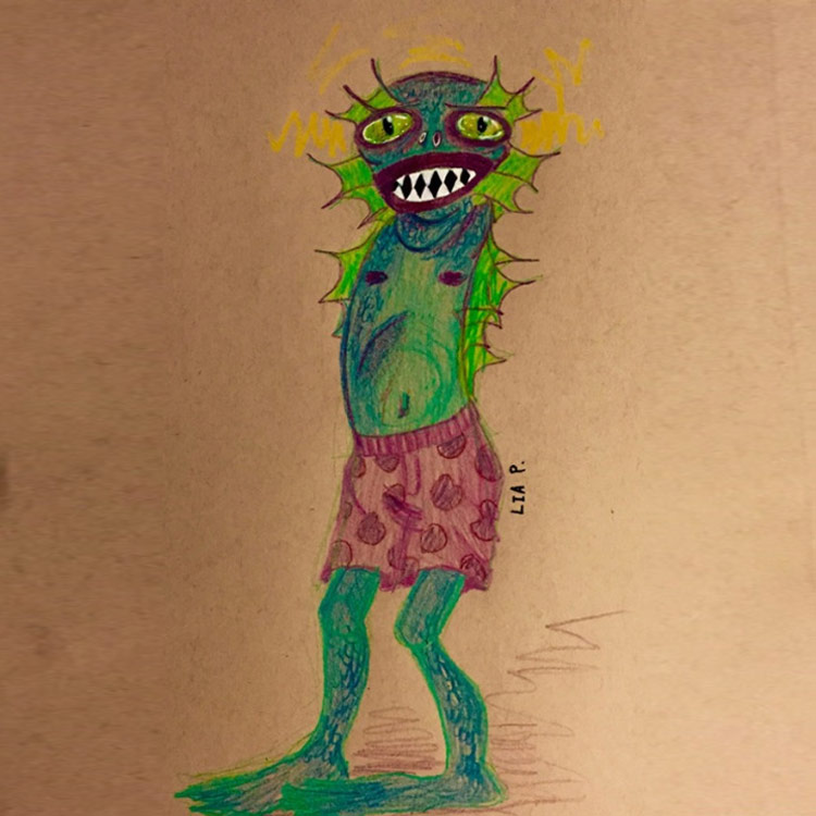 The Charles Mill Monster Entry # 9