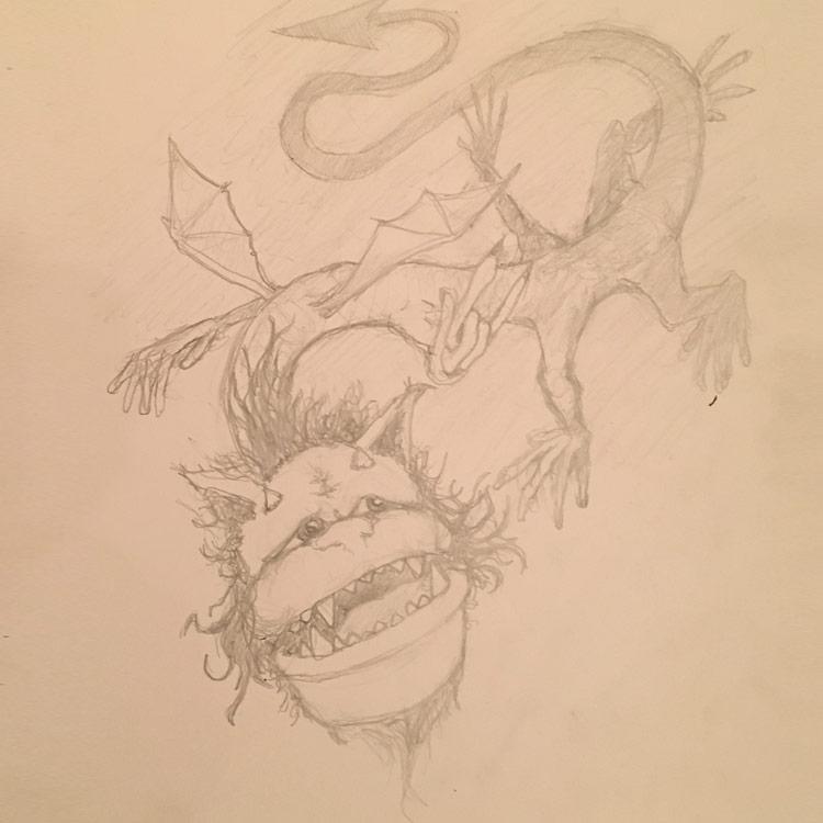 The Monster of Elizabeth Lake Entry # 4