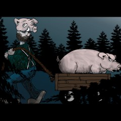 Vermont's Pig Man Entry # 6