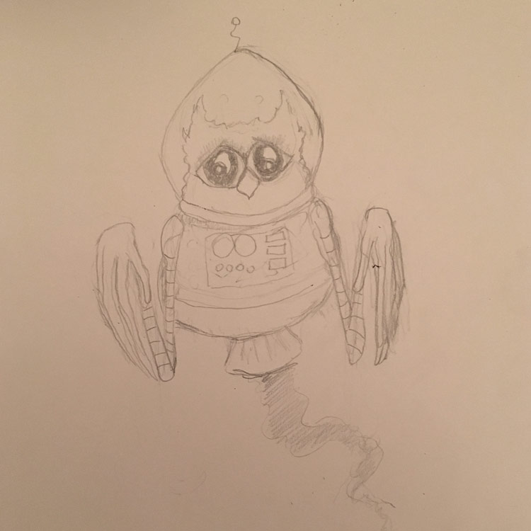 The Flatwoods Monster Entry # 5