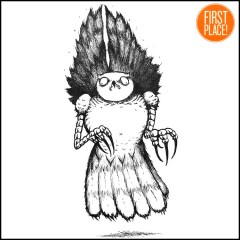 The Winning Flatwoods Monster Entry