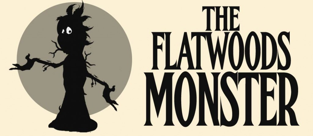 the Flatwoods Monster Page Topper