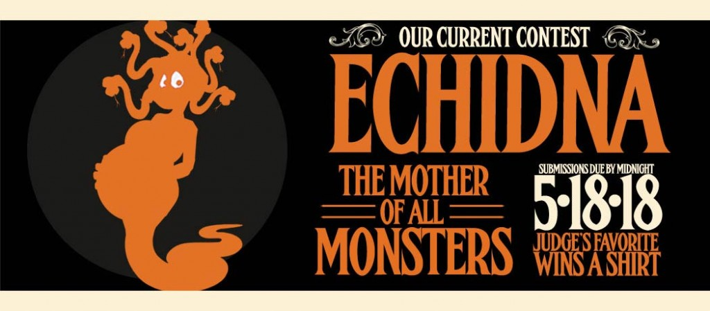 Echidna The Mother of All Monsters