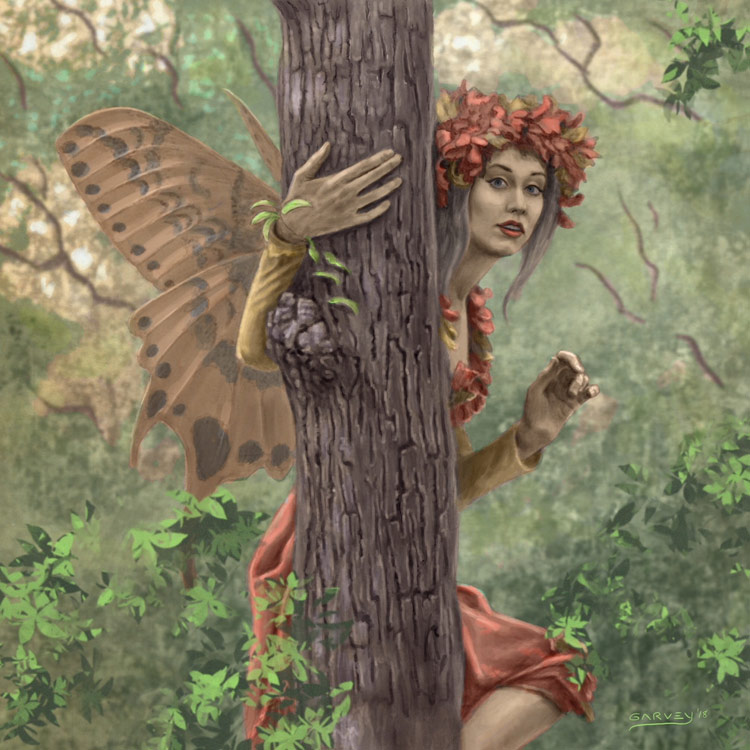 The Dryad Entry # 3