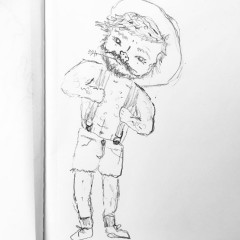 Priapus as a Scarecrow! Entry # 4