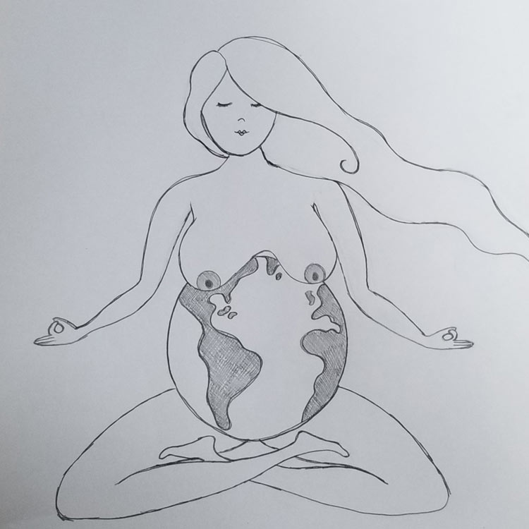 Mother Earth Entry # 2