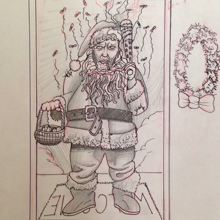 Belsnickel Entry # 6