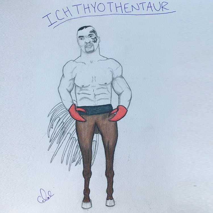 the Ichtyocentaur Entry # 4