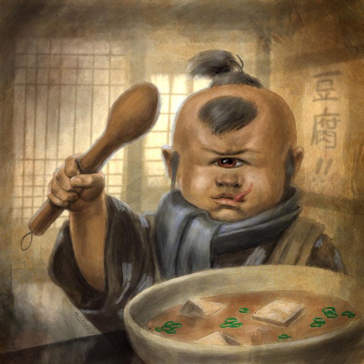 The Hitotsume-Kozo Entry # 2