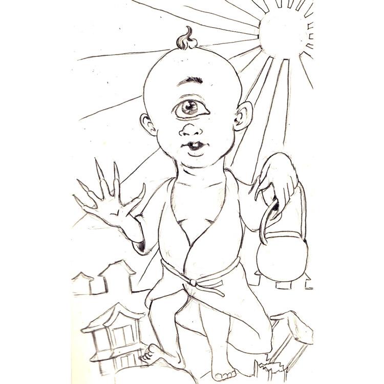 The Hitotsume-Kozo Entry # 4