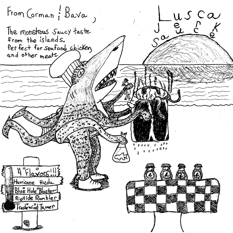 The Lusca Entry # 6
