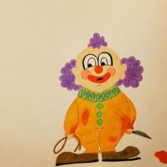 The Killer Clown Entry # 2