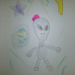 The Grey Alien Entry # 2