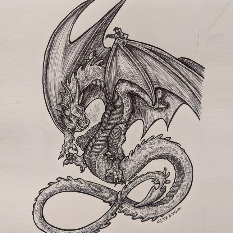The Wyvern Entry # 6
