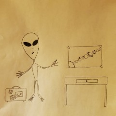 The Grey Alien Entry # 6