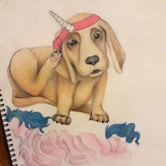 Puppies And Unicorns Entry # 3