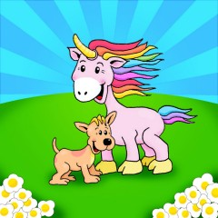 Puppies And Unicorns Entry # 2